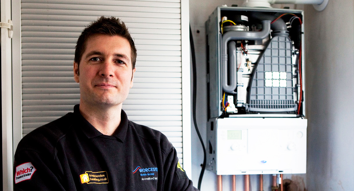 Mark Gallagher - South London Heating